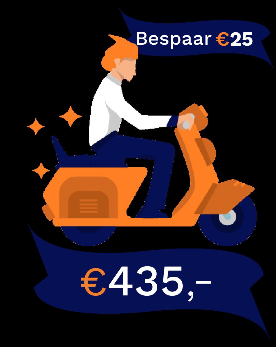 Bromo scooter rijbewijs